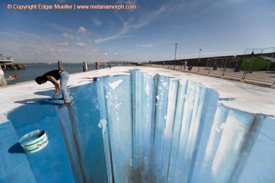 Рисуем 3D-Ледник