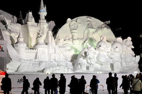 Sapporo Snow Festival 2009
