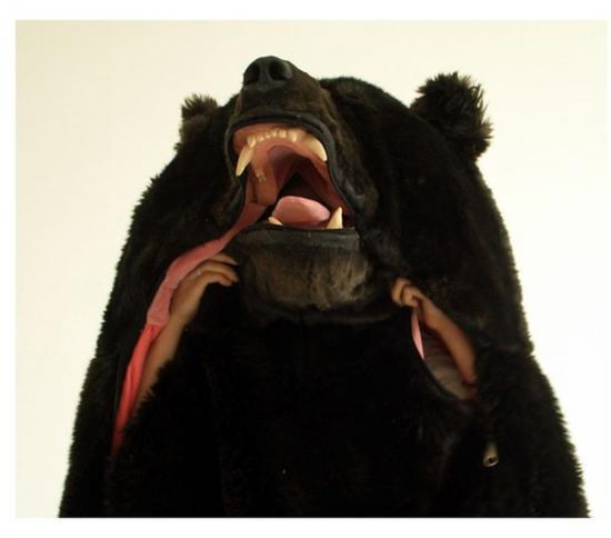 Спальный мешок - Медвед !