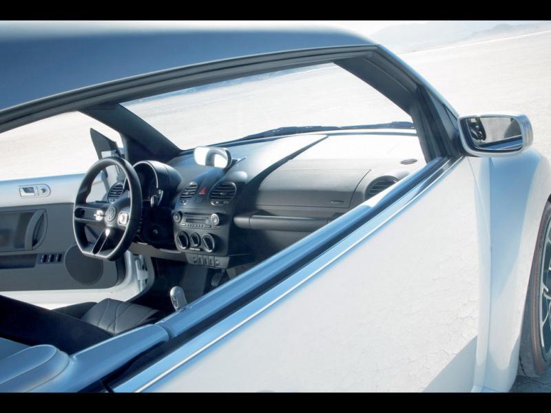 "Новый "" Жук "" Volkswagen NEW Beetle Ragster"