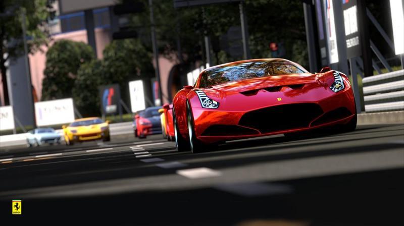 Ferrari 612 GTO ( Gran Turismo Omologato )