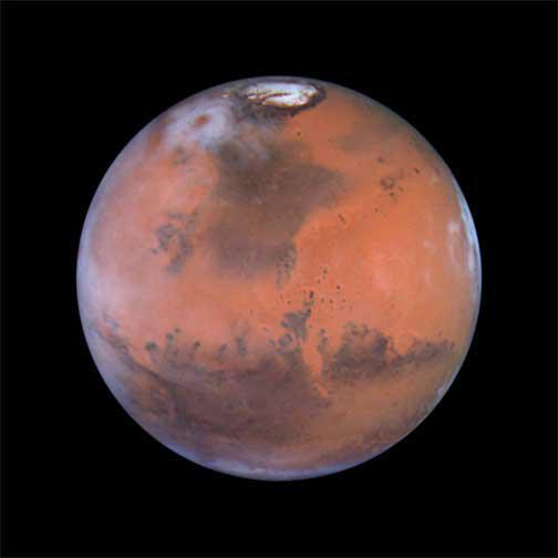 Марс - билет в один конец !