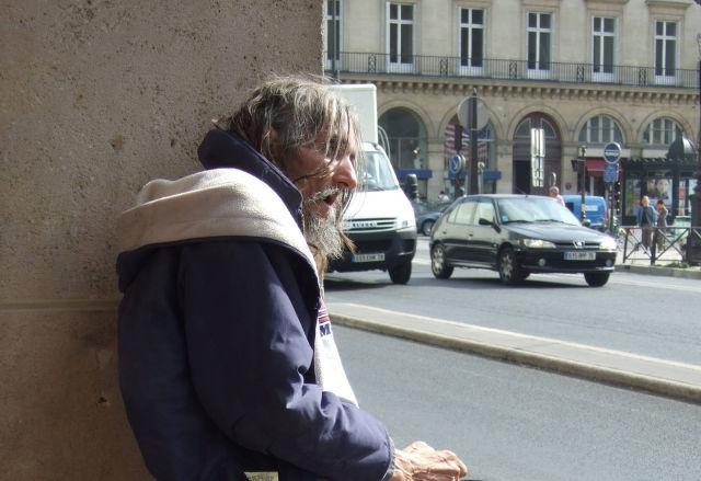 Однажды в Париже ...