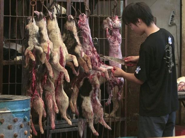 Фестиваль еды в Китае