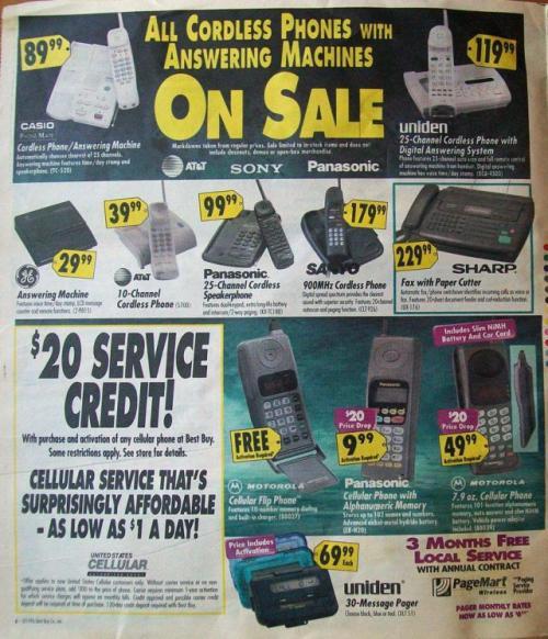Лучшие закупки 1996 года !